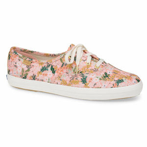 KEDS x RIFFLE PAPER CO. Printed Sneakers